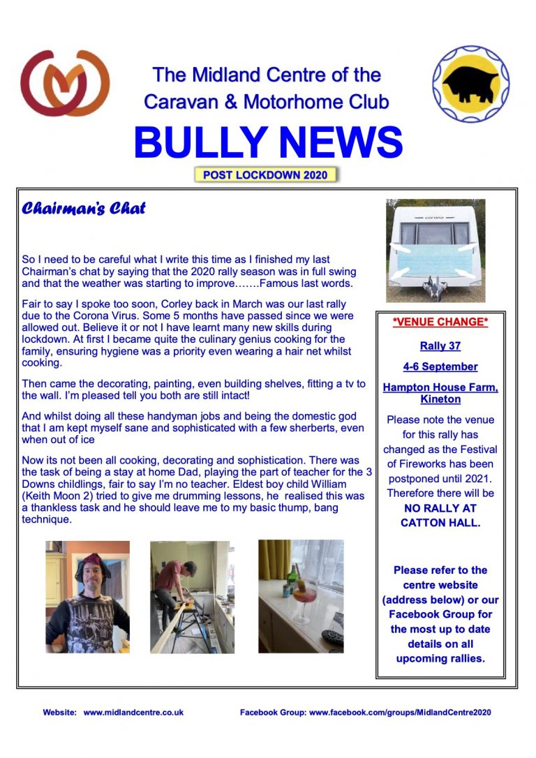 Bully August 2020
