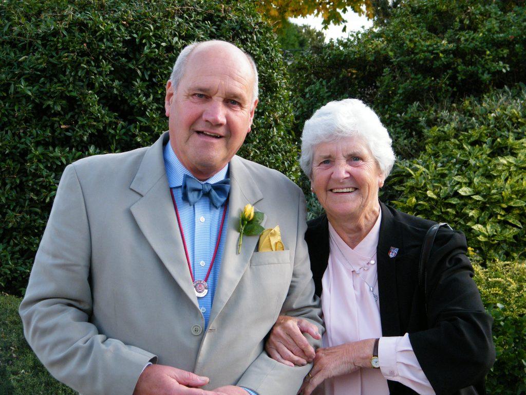 Norman and Zena Jones